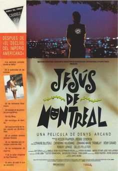 Jesus of Montreal (1989) - Directed by Denys Arcand