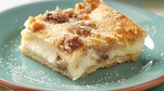Anyone else drooling? This looks so dangerous!! Sweet Cheese Delights - Cream cheese, pecans, crescent rolls . . .