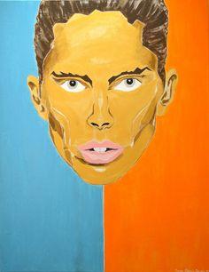 Debut Contemporary | Portrait no 02 by Sassan Behnam Bakhtiar