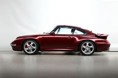 1997 (1995-98 production, the first Porsche Turbo with all-wheel drive) PORSCHE 911 993 TWIN TURBO (Arena Red) ... The 1997-98 model is the best variant.