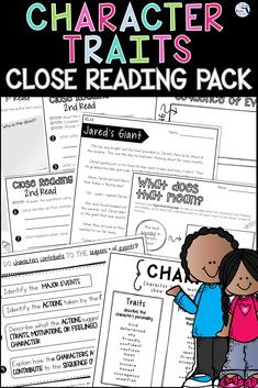 Teaching in the Heart of Florida Close Reading Poster, Close Reading Lessons, Close Reading Strategies, Reading Anchor Charts, 3rd Grade Reading, Reading Passages, Graphic Organizers, Language Arts, Text Evidence