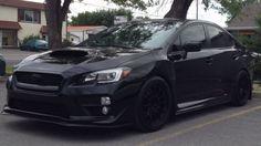Black Subaru Wrx Plasti Dip Lip Rims 2015 Latest Pics Photos Custom Insurance Cars Sti Subie Images