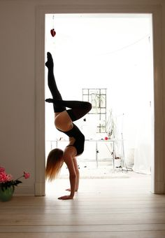 "Photo ""handstand"" by carsten thun; I miss cabaret class!"