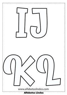 Disney Alphabet, Alphabet Templates, Cute Letters, String Art Patterns, Paper Flowers Craft, Letter Stencils, Printable Planner Stickers, Stencil Diy, Alphabet And Numbers