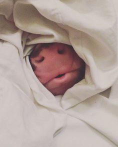 Such a sweet piggy face!