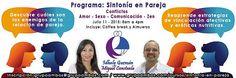Sintonía en Pareja. Venezuela, Caracas, Centro Eudista de Formación San Gabriel. 11 de julio de 2015. Volante del taller