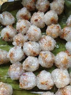Thai dessert (ขนมสาคู)