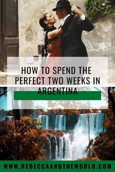 If you've only got two weeks to explore Argentina, then check out this awesome Argentina itinerary. This itinerary will see you exploring big cities, trekking on glaciers, walking under waterfalls and tasting wine in South America's most diverse country. Backpacking Europe, Europe Travel Tips, Travel Deals, Travel Usa, Europe Packing, Traveling Europe, Vacation Deals, Packing Lists, Travel Hacks