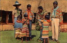 First Lesson, the Seminole Indians, Florida Native Americana Seminole Indians, Seminole Florida, Boys Wear, Native Art, Nativity, Safari, American Art, Baseball Cards, Big Shirts
