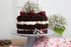 Black Forest Cake and a family lunch