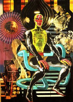 Metron by Jack Kirby