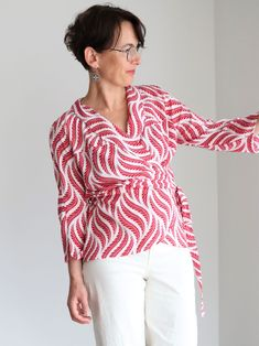 Long Sleeve, Sleeves, Tops, Women, Fashion, Sew Mama Sew, Knitting And Crocheting, Blouse, Tutorials