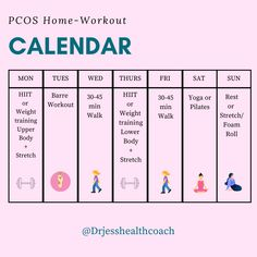 The Best Exercise for PCOS Weight loss