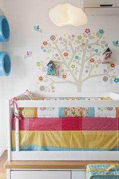 Decoração de quartos de bebê e infantil: 23 projetos incríveis