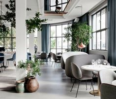 ChicDecó | The Standard: Copenhagen dining in style