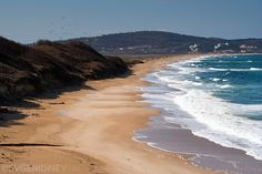 Шофьорския плаж, Алепу, до Созопол. Alepu Beach near Sozopol, Bulgaria.