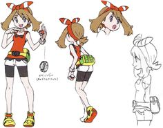 May - Pokemon ORAS