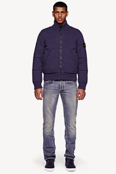 Stone Island AW'012_ Lookbook Preview