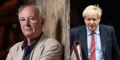 Philip Pullman says 'UK is done for' in scathing attack on Boris Johnson and Brexit Bullingdon Club, John Donne, Voting System, Philip Pullman, His Dark Materials, Boris Johnson, Small Island, The Past, Politics