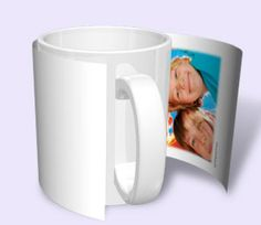 The Process: How to Make Photo Dye-sublimation Transfer Mugs