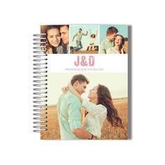Wedding Prep Personalized Journal