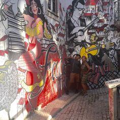 Graffiti in Lisbon