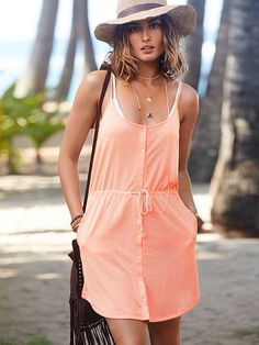Henley Cover-up