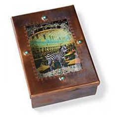 Reliquary Box by artist Grace Gunning