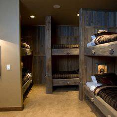 Log Cabin Ceiling Fans Design Ideas, Pictures, Remodel and Decor