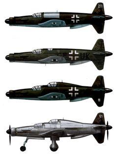 Dornier Do 335 Pfeil (Arrow)