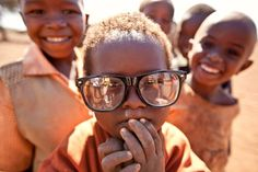 hipster wee ones in africa
