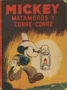 Mickey Matamoros y corre-corre