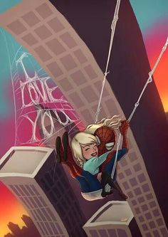 The Amazing Spider-Man 2  Gwen :(((