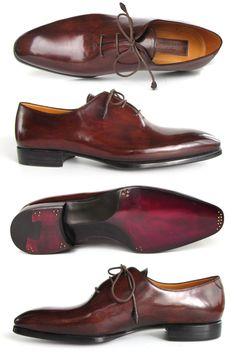 PAUL PARKMAN Men's Oxfords #dressshoesformen #mensshoes #mensfashion