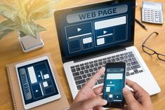 How Web Design will be in 2018! Get detailed information! #webdesign #webdesigncompany