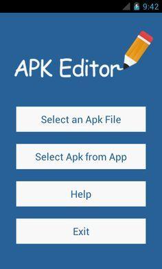 APK Editor Pro 1.3.8 Cracked APK - APPS APK WORLD