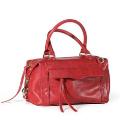 c3865f630694 Rebecca Minkoff Mab Mini Red Bag With Gold Hardware
