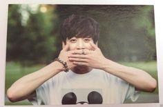 BTS Official MD Zip Code 17520 Jungkook #5 Photocard of Photo Set Bangtan Boys