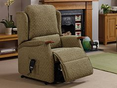 The Buckthorn Riser Recliner Chairs - The rise and recline chairs in our Buckthorn Collection strike the perfect balance of form and function. Combining high-quality materials with expert construction and design, these chairs are as practical as they are stylish. In an upright position, the plump cushions and sturdy armrests offer superior back support. When it's time to recline, simply use the intuitive, handhold control to ease yourself back into unparalleled comfort. Recliner Chairs, Oak Tree, Cushions, Construction, Stylish, Furniture, Collection, Design, Home Decor