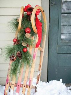 Outdoor Christmas Decor |