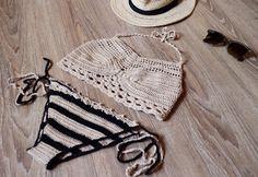 Шикарный купальник с двумя различными топа на выбор!) в наличии  в таком вязанном творении на пляже вы будете самой сексуальной    #spring #houseofwool #fashion #вязание #вязаниеназаказ #шапочкиназаказ #kazan #чалма #тюрбан #takori #kazan #knitting #knittersofinstagram #knitwear #вязаныйсвитер #свитерназаказ #пуловер #вязаныйпуловер #казань#lookoftheday#knittedlook #handmade #clothes #серьги #украшения#плятье #платьеназаказ #knitteddress #dress #crochet #crochettop by house_of_wool