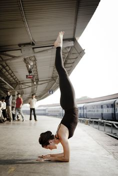 was able to do this BUT with the help of my personal trainer lol. Still not ready to do it by myself!