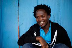 """Former child soldier and UNICEF Advocate for Children Affected by War Ishmael Beah. Author of the best-selling book """"A Long Way Gone: Memoirs of a Boy Soldier"""" International Day Of Peace, Good People, Amazing People, The Lives Of Others, Film Books, Faith In Humanity, Great Books, Memoirs, Book Worms"""
