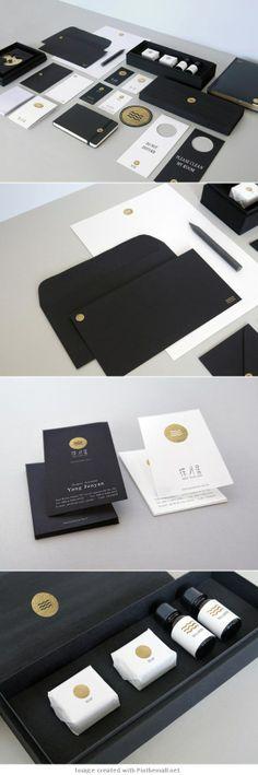 Moon Water Brand Design by Shou-Wei Tsai