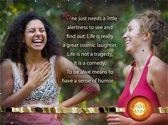 #Laughter #Humor #Transformation #Meditation #Osho