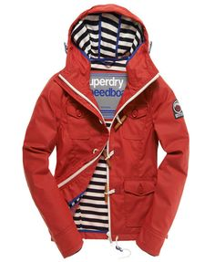 Superdry Boat Duffle - Womens Sale - View All