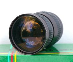 Vintage Makinon 28 to 80mm Manual Zoom Lens with by CanemahStudios, $35.00