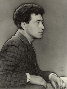 Man Ray (1890-1976) Alberto Giacometti 1932