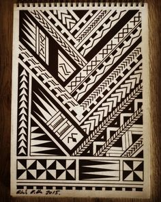 Tattoo flash by Rozsdy Tribal Band Tattoo, Polynesian Tribal Tattoos, Armband Tattoo Design, Maori Tattoo Designs, Tribal Sleeve Tattoos, Geometric Tattoo Arm, Japanese Sleeve Tattoos, Leg Tattoos, Chinese Tattoos