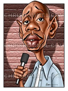 dave chappelle caricatures - Google Search